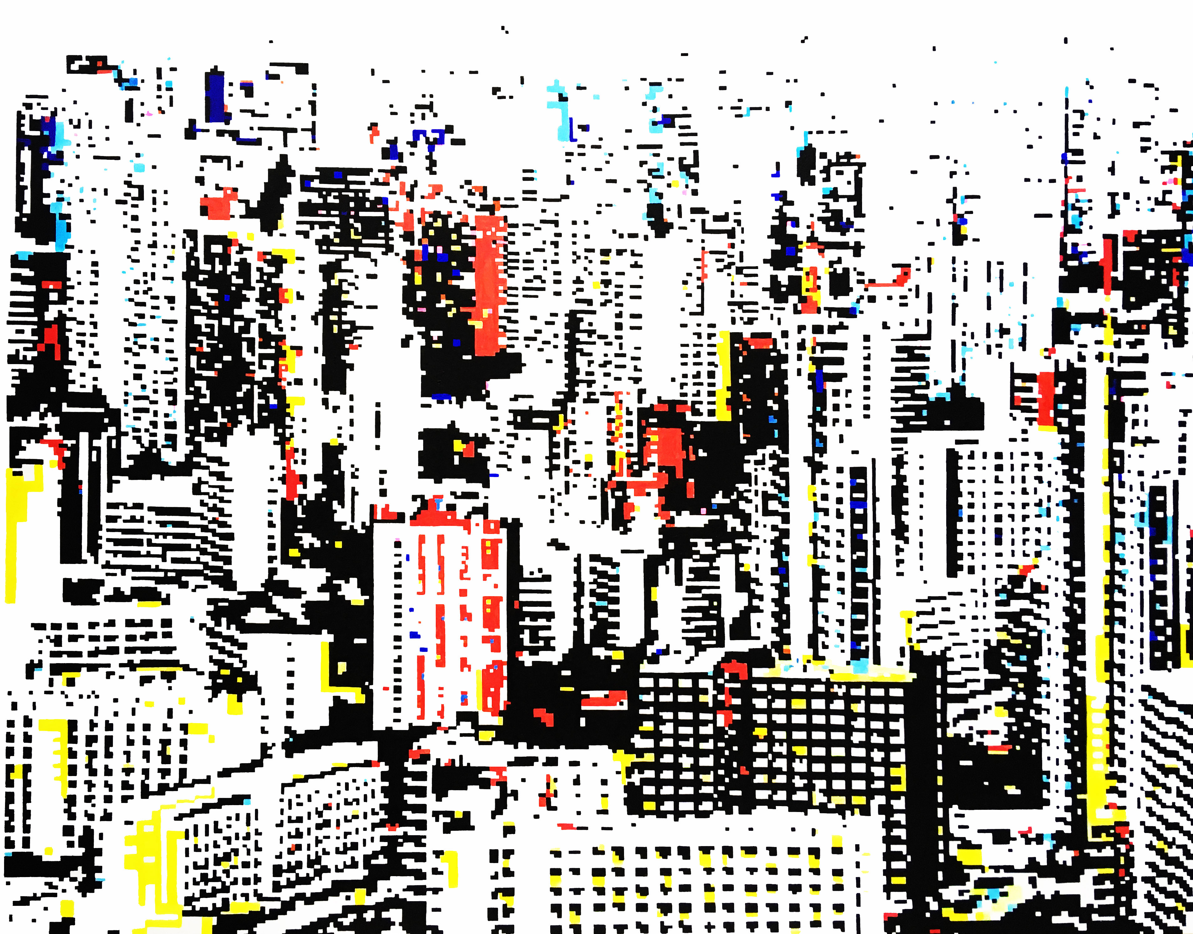 MEGALÓPOLIS HONG KONG