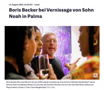 SÜDDEUTSCHE ZEITUNG - NOAH BECKER